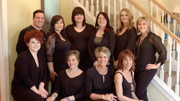 Best Hair Color In Cleveland 2013 2011 2010 Cc Salon And Spa